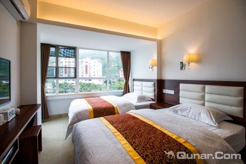 珠海外伶仃岛伊品居酒店式公寓