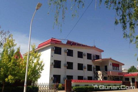 秦皇岛北京铁路局北戴河疗养院六区