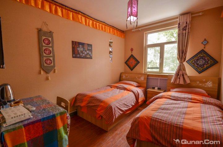 藏式客房装修设计分享展示