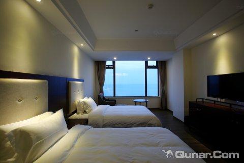 惠州港口双月湾海角1号酒店
