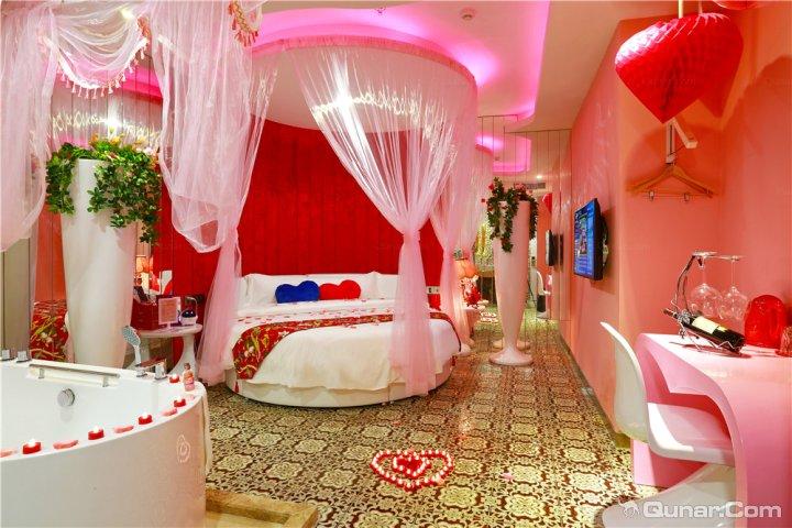 一誓玫瑰浪漫酒店(建安店)