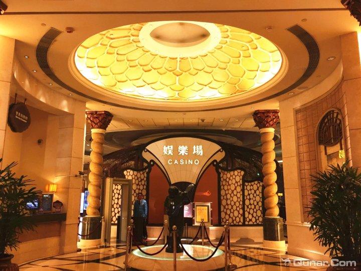 中式饭店 圆顶 设计图