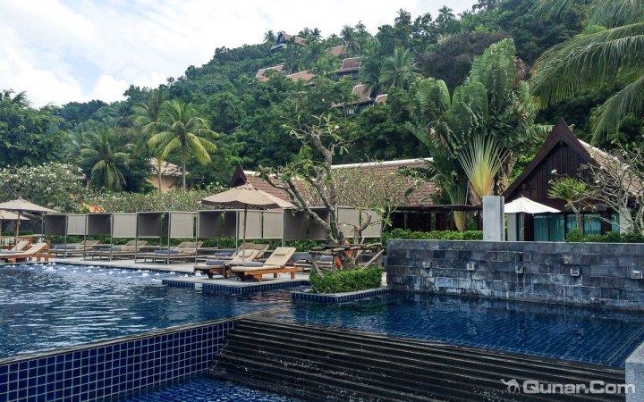 2016苏梅岛洲际巴安达灵度假酒店(intercontinental
