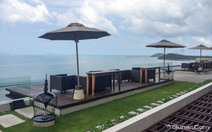 2016苏梅岛洲际巴安达灵度假酒店
