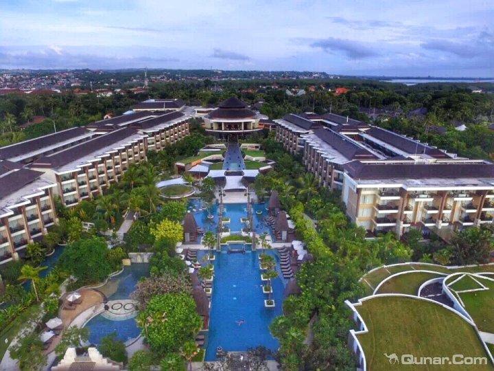 索菲特巴厘岛努沙杜瓦海滩度假酒店