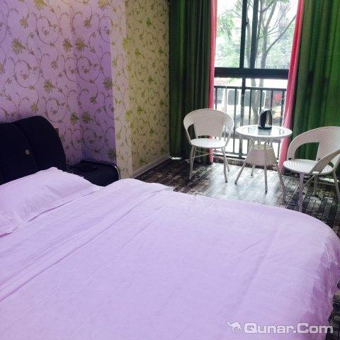 武汉海豚湾公寓纺大二店