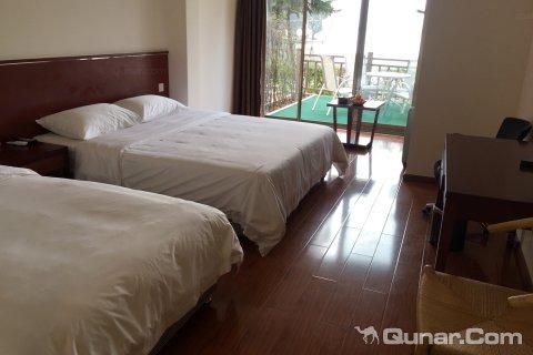 简阳三岔湖花岛度假酒店
