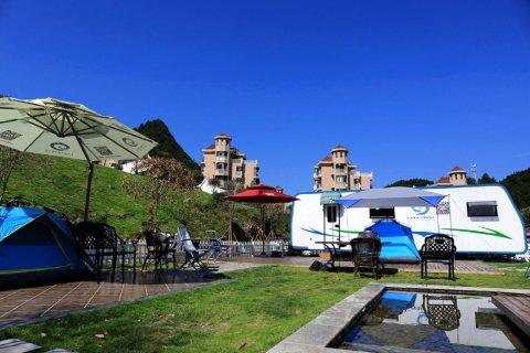 重庆黑山·谷语房车营地·帐篷酒店